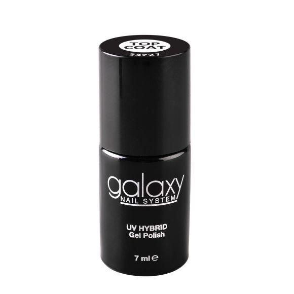 Završni sjaj za trajni lak UV/LED GALAXY Hybrid Top Coat 7ml