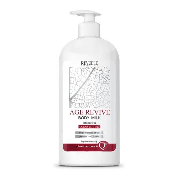 Mleko za telo sa koenzimom Q10 REVUELE Age Revive  400ml