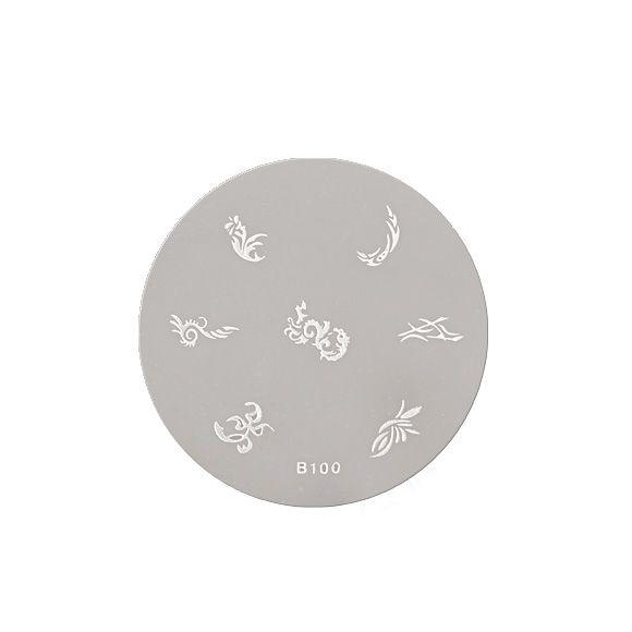 Šablon disk za pečate ASN B100