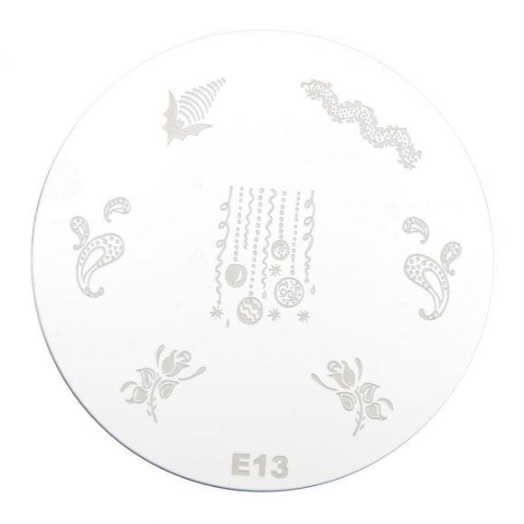 Šablon disk za pečate PMEO1 E13