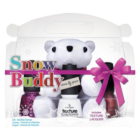Set lakova za nokte CHINA GLAZE Snow Buddy 3x14ml