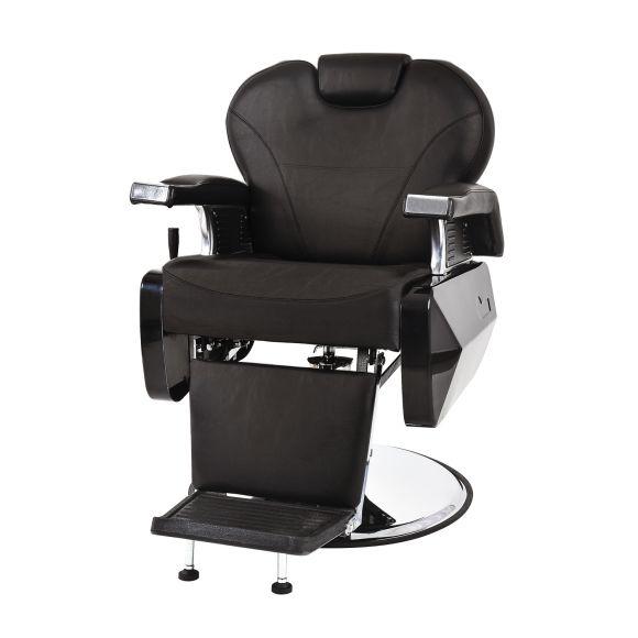 Frizerska berberska stolica sa hidraulikom NV31803 sa podesivim naslonom za noge leđa i glavu