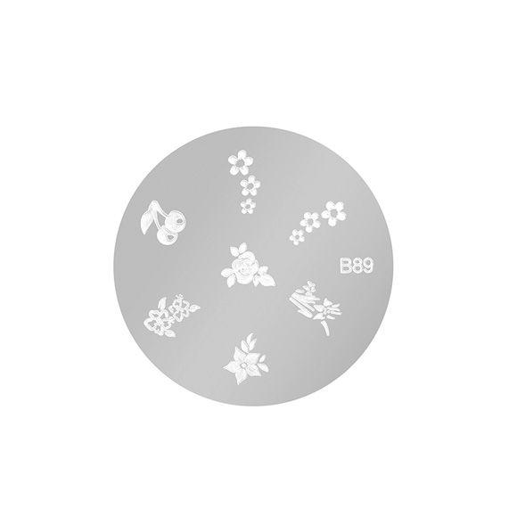 Šablon disk za pečate ASN B89