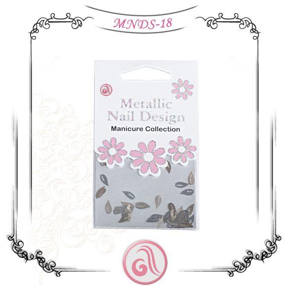 Metallic ukrasi za nokte MNDS18