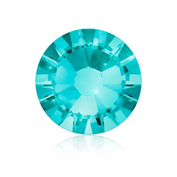 Kristali za nokte SWAROVSKI A 2058 Xilion Rose Enhanced SS5 Blue Zircon 40/1
