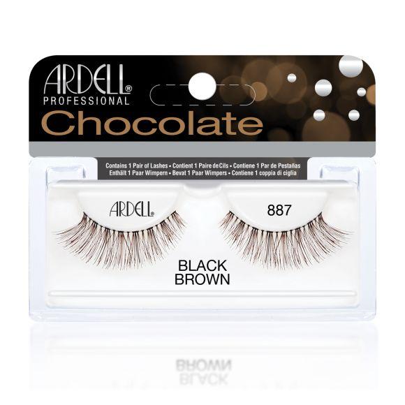 Trepavice ARDELL Chocolate 887