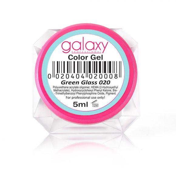 Green Glass G020