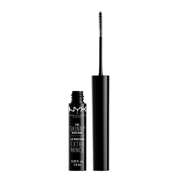 Maskara za oči NYX Professional Makeup The Skinny Mascara TSM01 2.8 ml
