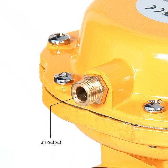 Membranski kompresor AS09 sa jednim izlazom