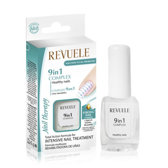 Tretman za jačanje noktiju REVUELE 9u1 Complex 10ml