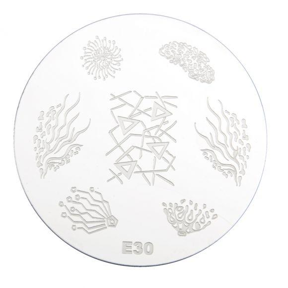 Šablon disk za pečate PMEO1 E30