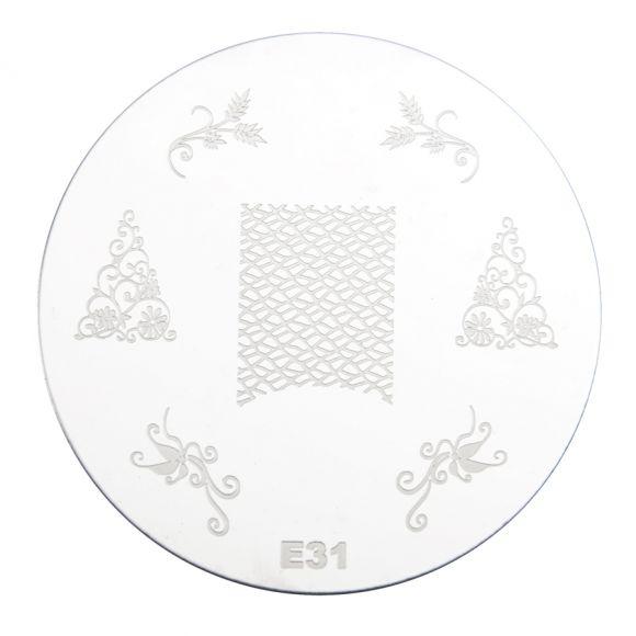 Šablon disk za pečate PMEO1 E31
