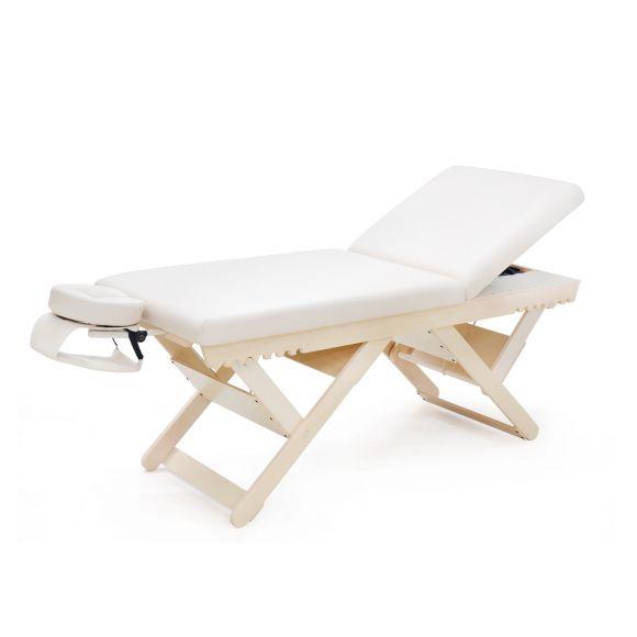 Kozmetički krevet za masažu, depilaciju i tretmane Boast Tilt dvodelni sa multifunkcionalnim podešavanjem visine