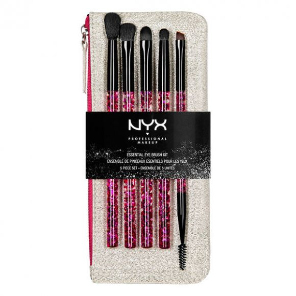 Set četkica za oči NYX Professional Makeup BSET05 5/1
