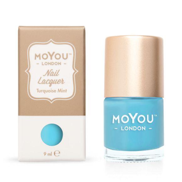 Turquoise Mint