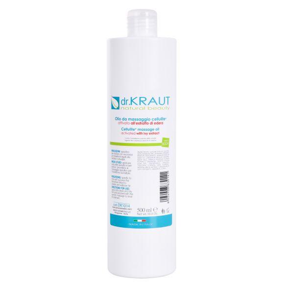 Anticelulit ulje sa bršljanom DR KRAUT 500ml