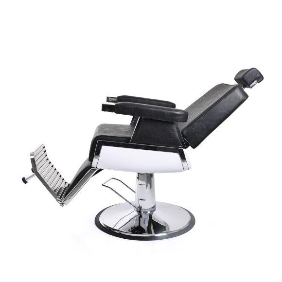 Frizerska berberska stolica sa hidraulikom NV88012 sa podesivim naslonom za noge leđa i glavu