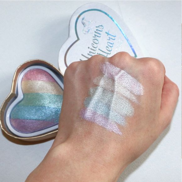 Hajlajter I HEART MAKEUP Unicorns Heart 10g