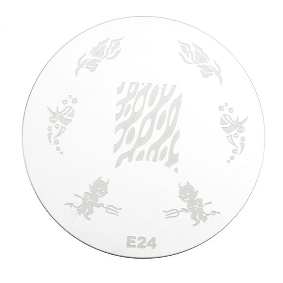 Šablon disk za pečate PMEO1 E24