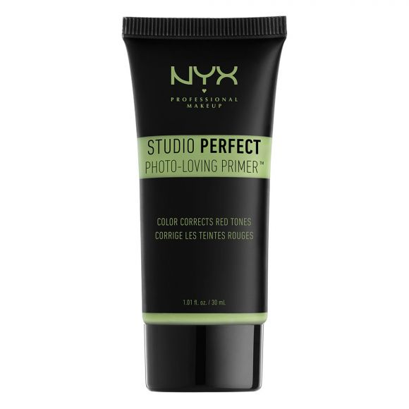 Prajmer za lice NYX Professional Makeup Studio Perfect Primer Green SPP02 30ml