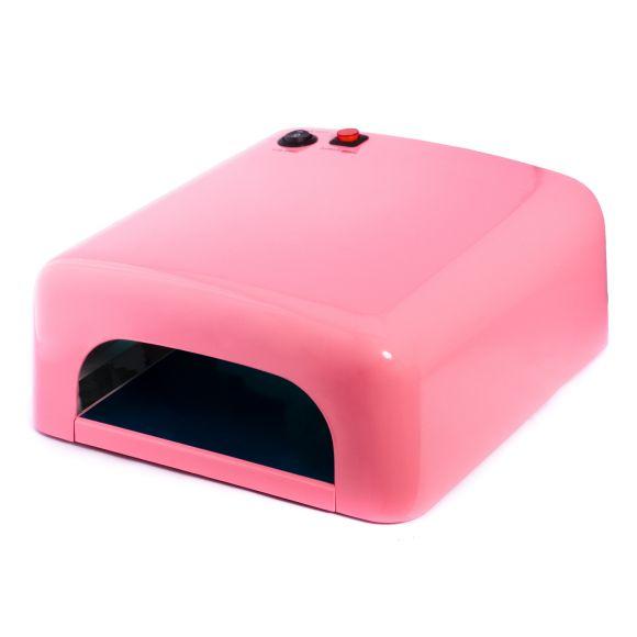 UV lampa za sušenje/polimerizaciju ASN36W1-P Pink 36W