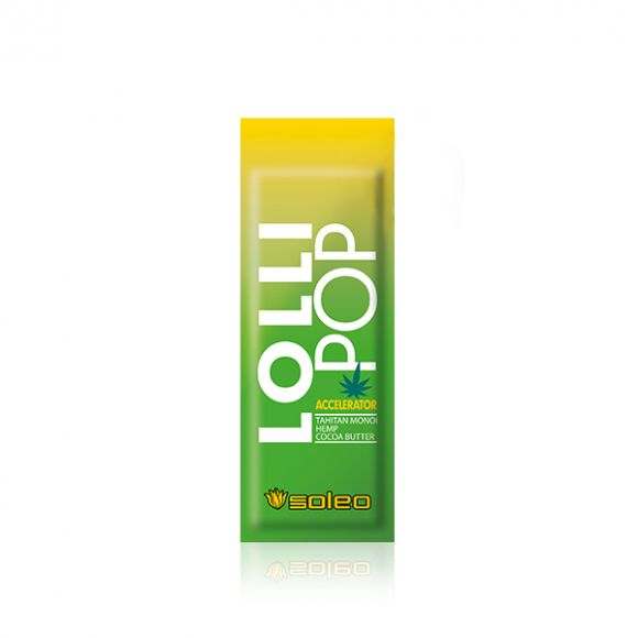 Krema za solarijum SOLEO Lollipop 15ml