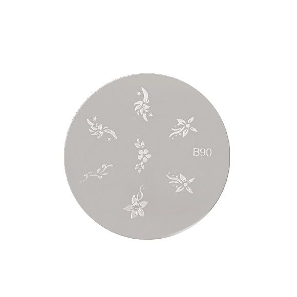 Šablon disk za pečate ASN B90
