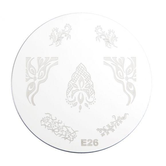 Šablon disk za pečate PMEO1 E26