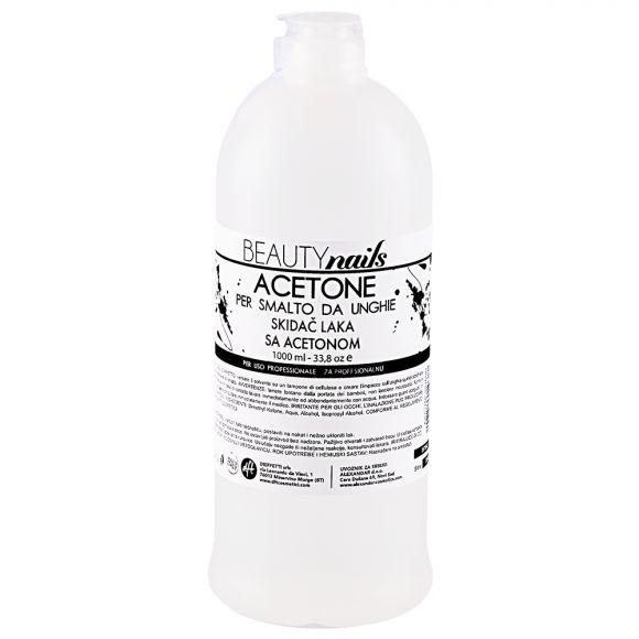 Skidač laka sa acetonom DIEFFETTI 1000ml