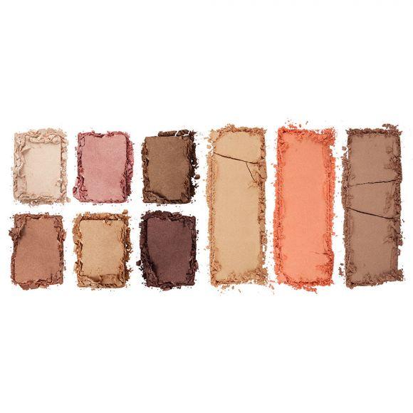 Paleta za šminkanje NYX Professional Makeup Go-To Wanderlust GTP01