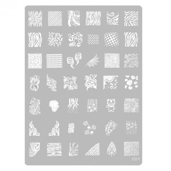 Šablon tabla za pečate PMAG2 04