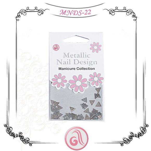 Metallic ukrasi za nokte MNDS22