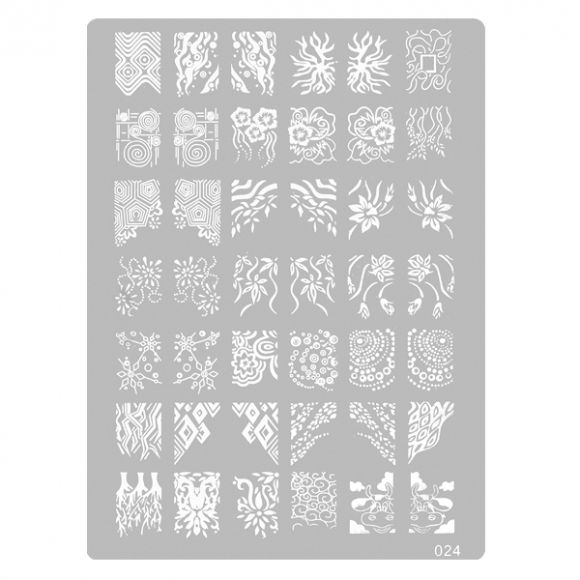 Šablon tabla za pečate PMAG2 24