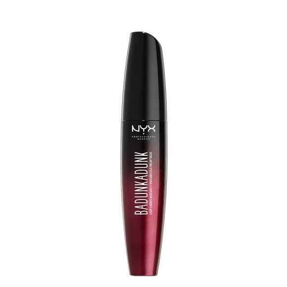 Maskara za oči NYX Professional Makeup Super Luscious Badunkadunk LL02 15ml