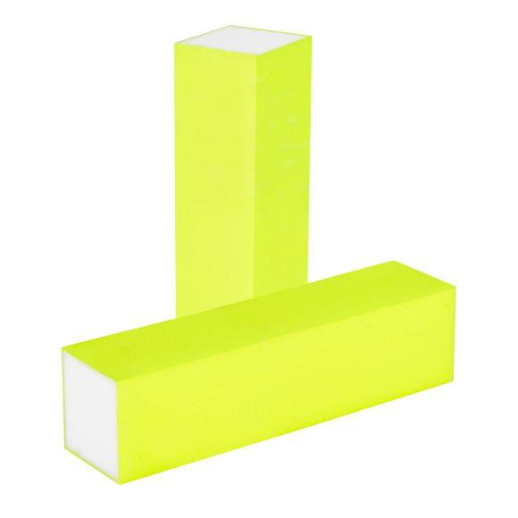 Blok turpija za matiranje noktiju B21 Žuta 120/120