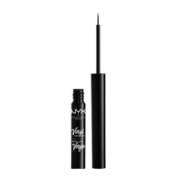 Vinyl tečni ajlajner Crni NYX Professional Makeup VLL01 2ml