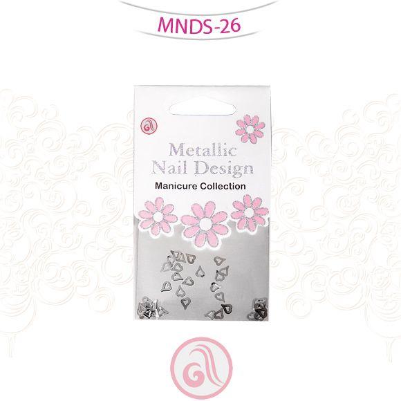 Metallic ukrasi za nokte MNDS26