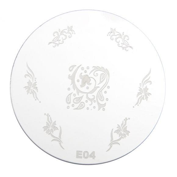 Šablon disk za pečate PMEO1 E04