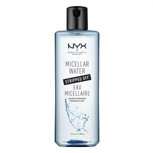 Micelarna voda za skidanje šminke NYX Professional Makeup Stripped Off SOC01