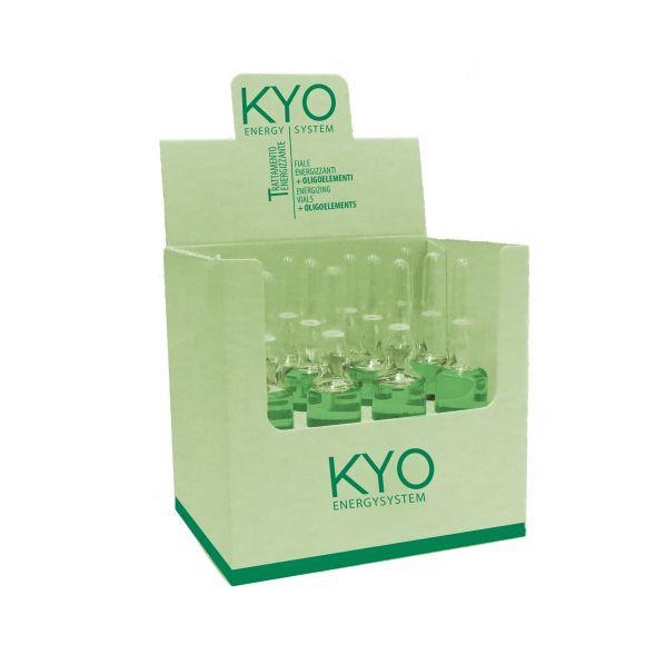 Ampule protiv opadanja kose KYO Energy System 10ml 12/1