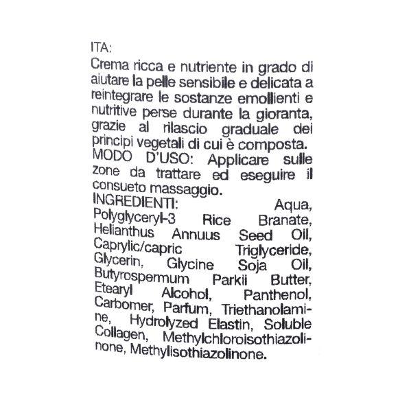 Hranljiva krema za lice DIEFFETTI 500ml