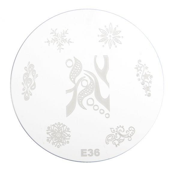 Šablon disk za pečate PMEO1 E36