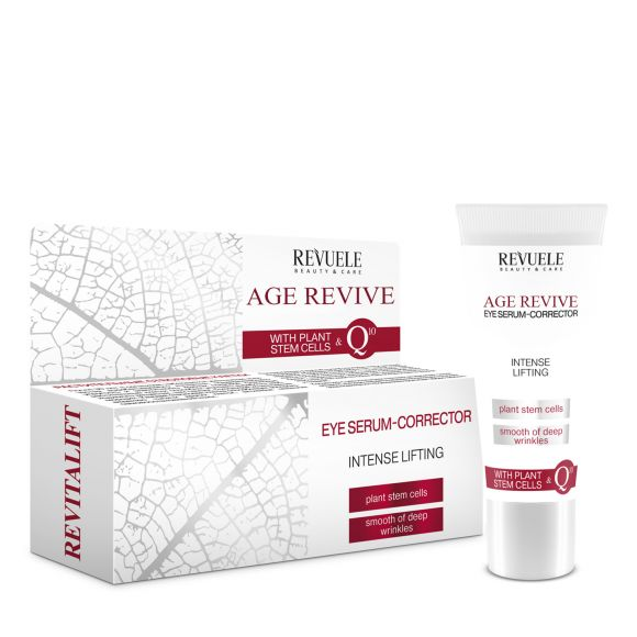 Serum za zatezanje predela oko očiju Intense Lifting REVUELE Age Revive 25ml