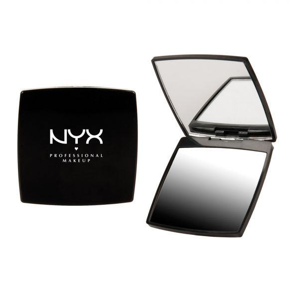 Dvostrano kompaktno ogledalo NYX Professional Makeup MIRROR03