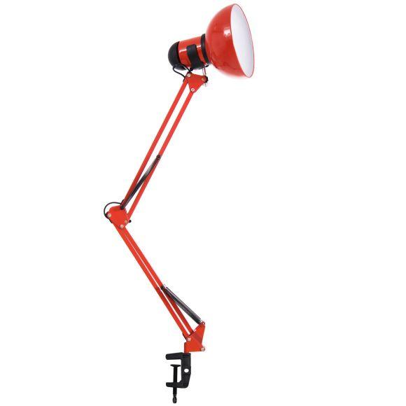 Stona lampa za manikir ASNTL5 Crvena