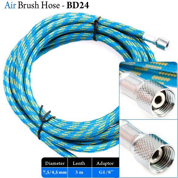 Crevo za airbrush BD24 impregnirano