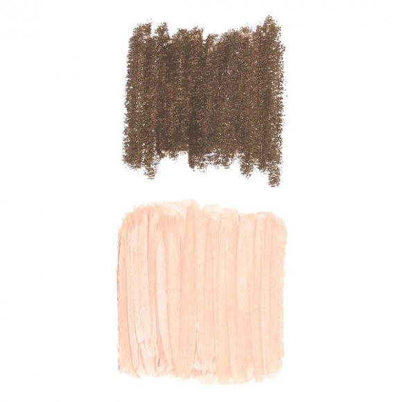 Soft Brown/Rose SHBC03