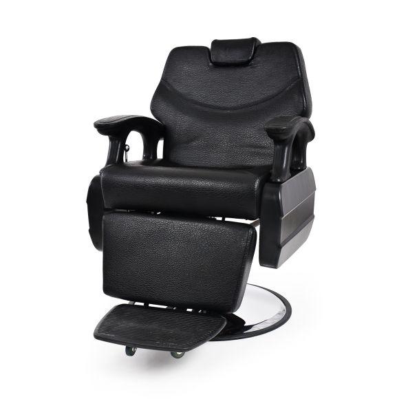 Frizerska berberska stolica sa hidraulikom NS31808 sa podesivim naslonom za noge, leđa i glavu