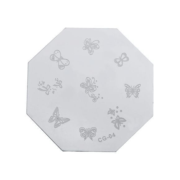 Šablon disk za pečate osmougaoni PMCG0 04