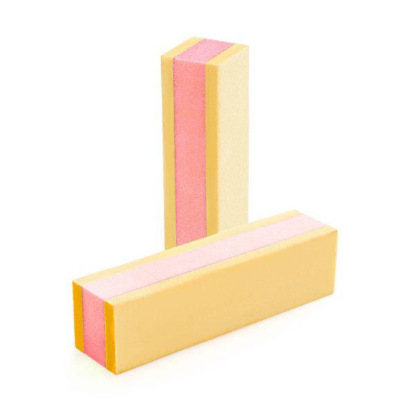 Blok turpija za matiranje noktiju ASNB21 Žuta